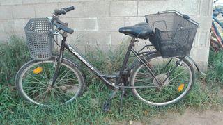 se vende bonita bici,recien revisada