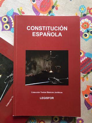 Constitución Española Legisfor