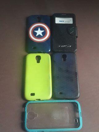 Fundas de móvil Samsung S4