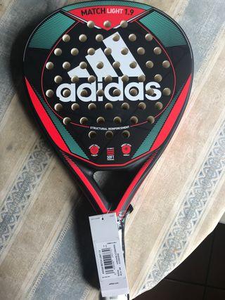 Pala padel Adidas match light 1.9
