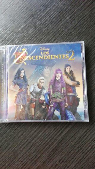 CD los descendientes 2