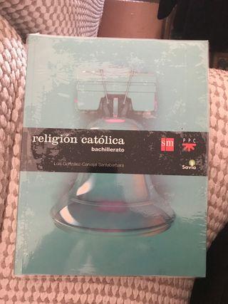 Religión católica bachillerato