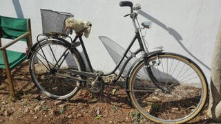 vendo bicicleta alemana de 1952,una pasada