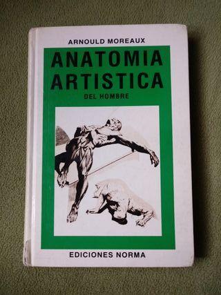 Anatomía artística del hombre, Arnold moreaux