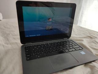 Ordenador convertible Chromebook CTL NL7T 360
