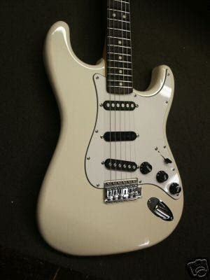 Guitarra fender Stratocaster Richie Blakmore