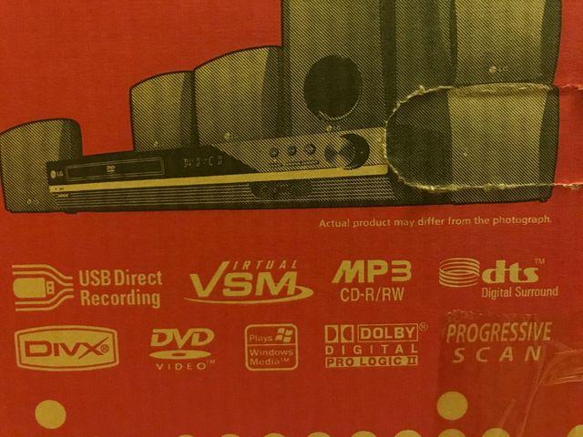 Home Cinema LG HT353SD