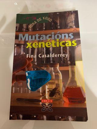 LIBRO: MUTACIÓNS XENÉTICAS