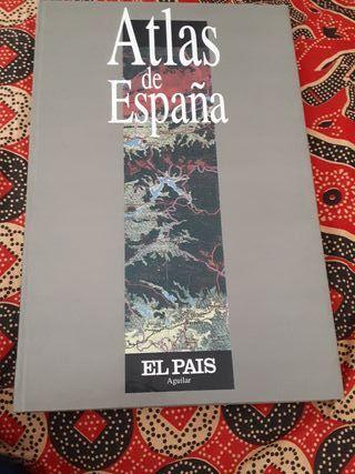 Altas de España, Tomo I y II