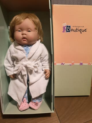 Muñeca Berenguer adormilada