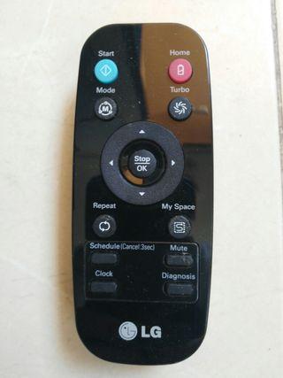 Robot aspirador LG VR6270