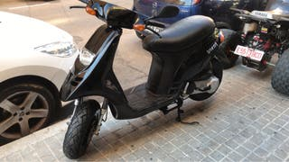 Piaggio typhoon scooter 50
