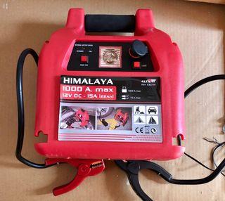 Cargador de baterías para coche y moto