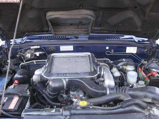 Motor Opel 3.1T diésel y caja cambios