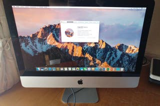 "Apple iMac 21.5"" Core i5, 8GB RAM, Radeon HD6750."