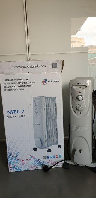 Radiadores eléctricos nuevos