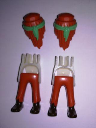 Playmobil minilote Belén aldeanos