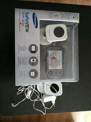 Vigila bebés Samsung