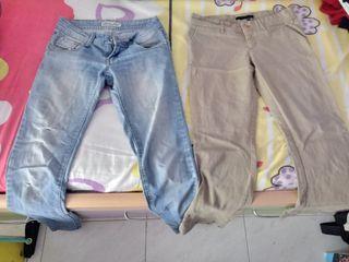 pantalones 3 €