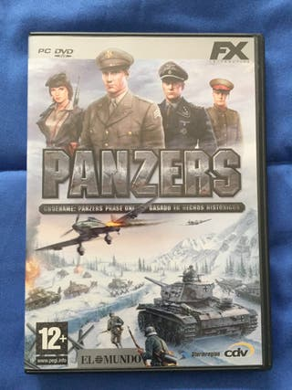 Juego Panzers PC