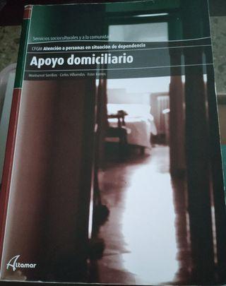 Libro Ciclo Grado Medio, TAPSD, 1°