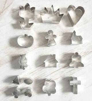 Moldes cortadores