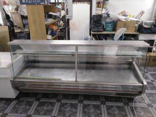 vitrina frigorífica industrial