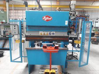 Plegadora hidráulica AJIAL EC PPH35.