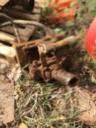 Bomba hidraulica para tractor