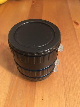 Tubo de extensión Macro para Canon EF-S