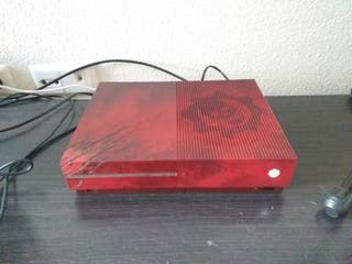 Xbox One S 2tb Gears of War