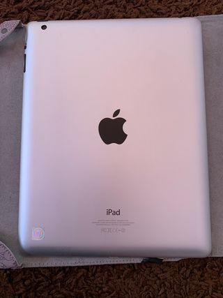 A1458 en el iPad (4.ª generación) Wi-Fi.
