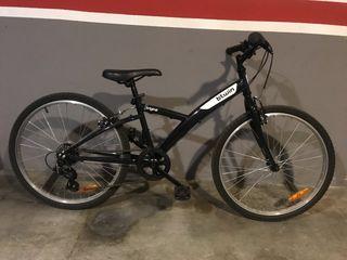 """Bicicleta niño/a 24"""" Decathlon"""