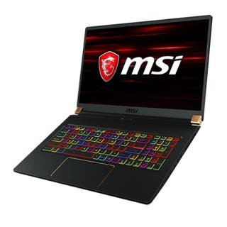 Portátil Gaming MSI GS75 9SD-1039XES STEALTH