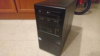 PC Dual Core e5300 2.6Ghz, 4Gb DDR2, HDD 1Tb SATA
