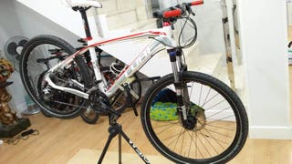 bicicleta CUBE Reaction Aluminum MTB