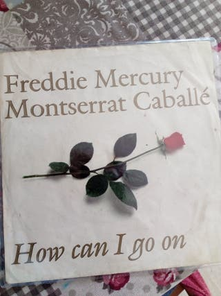 freddie mercury single