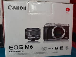 canon eos m6 ef-m15-45 is stm