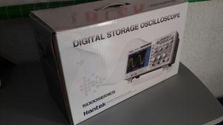 OSCILOSCOPIO HANTEK DSO5102P 100mhz