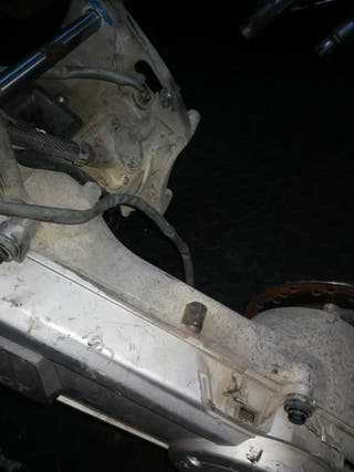 motor Peugeot jet forcé 49cc