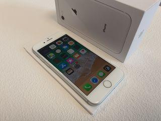 Iphone 8 64gb Silver GARANTIA APPLE 10 MESES