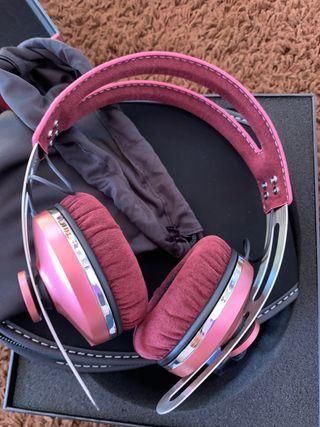 Auriculares Momentum pink sennheiser