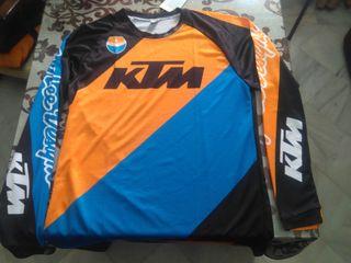 camiseta KTM NUEVA a ESTRENAR motocross enduro
