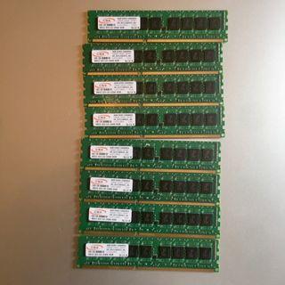 Memoria RAM 32GB DDR3 1066