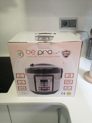 robot cocina bepro