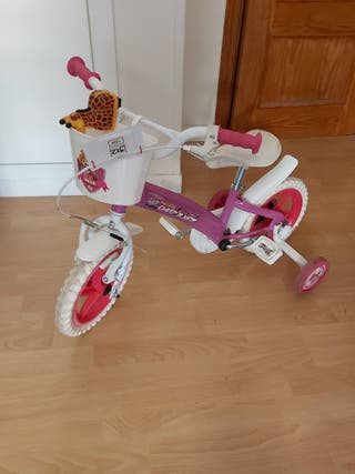 Patrulla Canina Bicicleta 12 Pulgadas Rosa