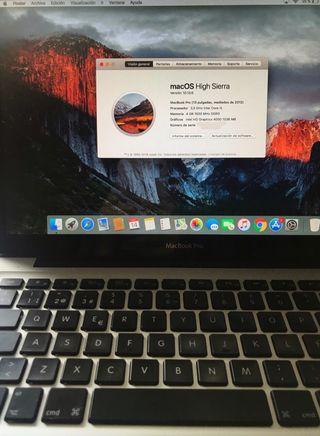 Macbook Pro (13-inch, 2012)