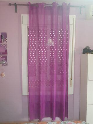 cortinas y visillo