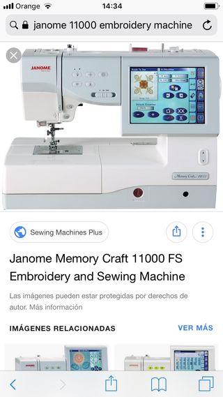 Janome 11000,