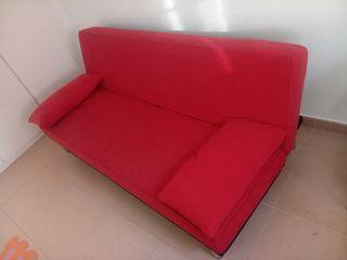 sofá cama en perfecto estado